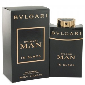 Perfume/C 3.4oz Bvlgari Man In Black *Bvlgari
