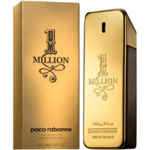 Perfume/C 3.4oz One Million *Paco Rabanne